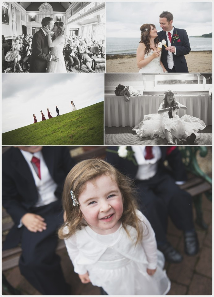 wedding photography bangor